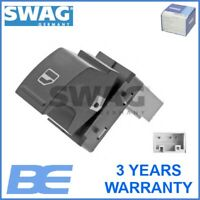 Vw Seat Rear WINDOW LIFT SWITCH Genuine Heavy Duty Swag 30937485 1K0959855REH