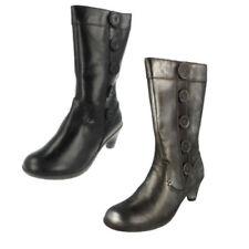 Stivali e stivaletti da donna Dr. Martens con tacco medio (3,9-7 cm) 100% pelle