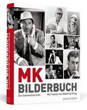 Manfred Krug: MK Bilderbuch - Ein Sammelsurium. Handsigniert von Manfred Krug von Manfred Krug (2012, Gebundene Ausgabe)