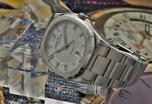 Armand Nicolet J09-3 Stainless Steel  A660AAA