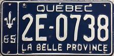 Kanadische Nummernschilder für Sammler