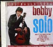 BOBBY SOLO - Lei balla sola - CD RARO SIGILLATO