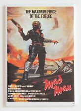 Mad Max FRIDGE MAGNET (2.5 x 3.5 inches) movie poster mel gibson george miller