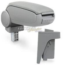 Reposabrazos CENTRALES Medio Ajuste gris para AUDI A3 S3 8p 2003-2010