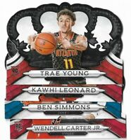 2018-19 Panini Crown Royale Basketball U Pick From List #1-200 Rookies Stars++