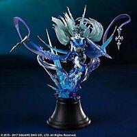 Square Enix FF14 FINAL FANTASY XIV ICE GOD SHIVA FIGURE STATUE JAPAN Used