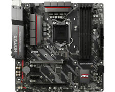 Msi Z370m mortar Matx placa base Intel Lga1151 CPU