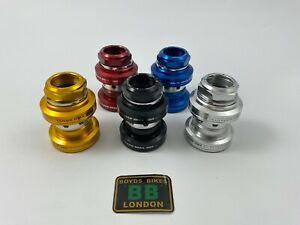 "Tange Seiki MX320 Old School BMX 1"" Headset Red Black Gold Blue Silver 32.7 26.4"