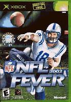 NFL Fever 2002 - Microsoft Xbox