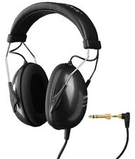 Monacor md-5000dr stereo headset for use as drummer + studio 030040