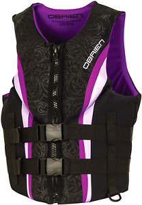 O'Brien Women'S Impulse Neo Life Vest Purple Medium