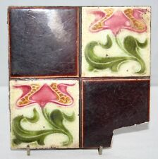"Antique 6"" Four Panel Tile"