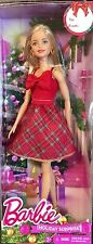 Barbie Holiday Surprise Doll DMN87    New  3+