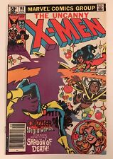Old Marvel Comic The Uncanny X-Men