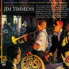 Jim Timmens: Porgy And Bess · Showboat · Gilbert & Sullivan (4 Lps On 2 Cds)