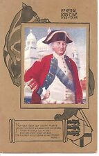 GENERAL LORD CLIVE FOUNDERS OF  EMPIRE-CLASSIC ART BRITISH 26 BY W.N SHARPE PPC