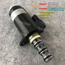 YB35V00006F1 Rotating Solenoid KWE5K-31 G24YA50 for Kobelco SK200-6E SK230-6E