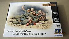 German Infantry Defense  WWII    1/35 Master Box  #  35102