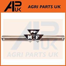 Massey Ferguson 133 135 140 148 165 175 Tractor Front Badge Emblem Bar Fergie MF
