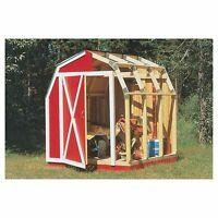Fast Framer Universal Outdoor Home Yard Storage Barn Tool Shed Framing DIY Kit