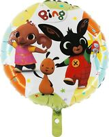 Bing Sula und Friends xl Jumbo Folienballon Birthday Party  Super Shape 18""