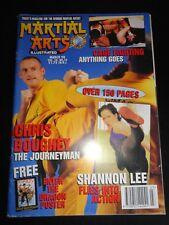 Martial Arts Illustrated Magazine March 1998 Vol. 10 No. 10 - Bruce Lee