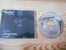 CD POP Eric Clapton-Layla (3) canzone MCD Reprise