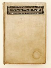 THE HOMES AND HAUNTS OF ALFRED LORD TENNYSON G. G. Napier (1892) SIGNED