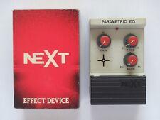 Vintage Next Parametric EQ Equalizer Guitar Effect Pedal