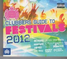 (GJ129) Ministry of Sound, Clubbers Guide To Festivals - 2012 - 3 CDs