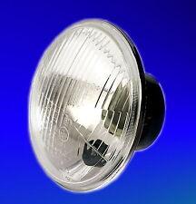 Scheinwerfereinsatz H4 5 3/4 Zoll Einsatz Scheinwerfer Lampe E-Geprüft mit TÜV