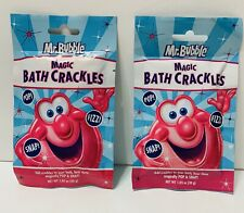 Mr. Bubble Magic Bath Crackles, 1.05 Oz (2 pack)