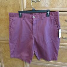 Men's Michael Kors Dusty Rose 100% cotton shorts size 36 brand new NWT $75