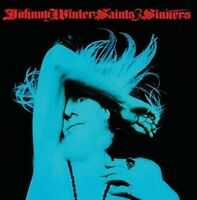 Johnny Winter - Saints And Sinners [CD]
