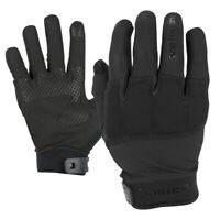 New Valken Paintball Airsoft Full Finger Kilo Gloves Protective Black - Large L