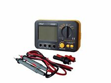 VC60B+ Digital Insulation Resistance Tester Megger MegOhm Meter USA Seller