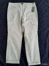 Marc O ´ Polo Trousers Cargo Trousers Beige Size 36 NEW