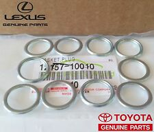 NEW GENUINE OEM TOYOTA LEXUS OIL DRAIN PLUG GASKET SET 10 X 12157-10010