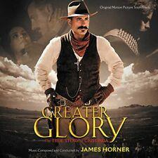 James Horner - For Greater Glory [CD]