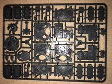 Warhammer 40000 40k Necromunda Underhive Barricades Objectives sprue x1 51618 A