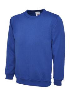 Royal Blue Sweatshirt Jumper. Bulk lot of 50 for £50.00