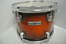 "ADD this TAYE STUDIO MAPLE 12"" TOM TOM in JAVA BURST to YOUR DRUM SET! LOT #K147"