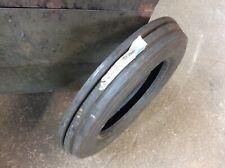 350 12 Goodyear Plow Tailwheel 4 Ply Single Bevel Rear Plow Tire New Old Stock