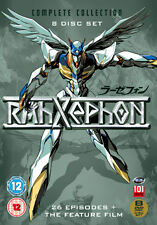 DVD:RAHXEPHON COMPLETE COLLECTION - NEW Region 2 UK