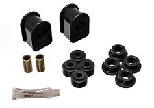 Energy Suspension Rack And Pinion Bushing Set Black Front for Sequoia / Tundra