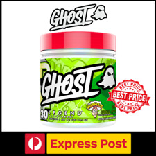 Ghost Legend Pre workout lifestyle Preworkout Energy 30 servings High Stimulant