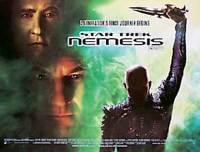 Star Trek Nemesis (Zweiseitig) Original Filmposter
