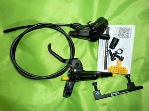 kit freno a disco idraulico anteriore deore br-m6000 SHIMANO freni mtb