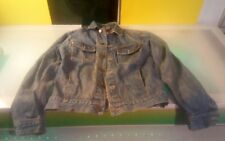 Sergio Valente jean jacket vintage women's XS good shape