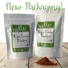 Raw Cacao/Cocoa Powder | 1kg | Naturally Farmed in Peru | Top Quality